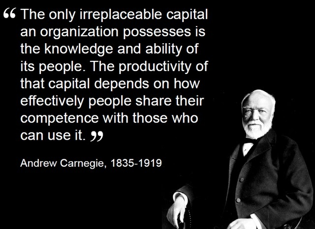 what did andrew carnegie write about in his book the gospel of wealth