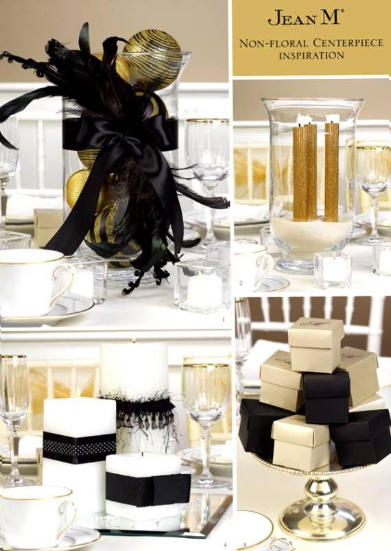 Unique wedding centerpieces without flowers