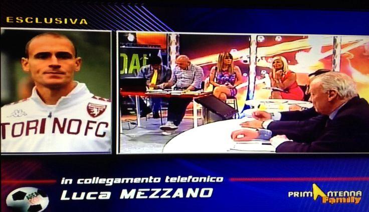 Ad Area Goal collegamento telefonico con Luca Mezzano