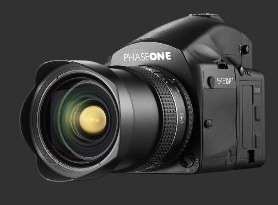 645DF+ medium format camera