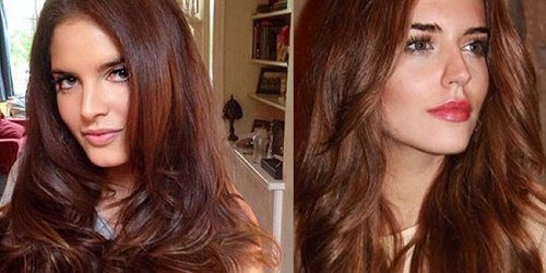 Hair Trend 2017: Χρυσοκόκκινες Λάμψεις.