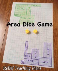 area dice game 2