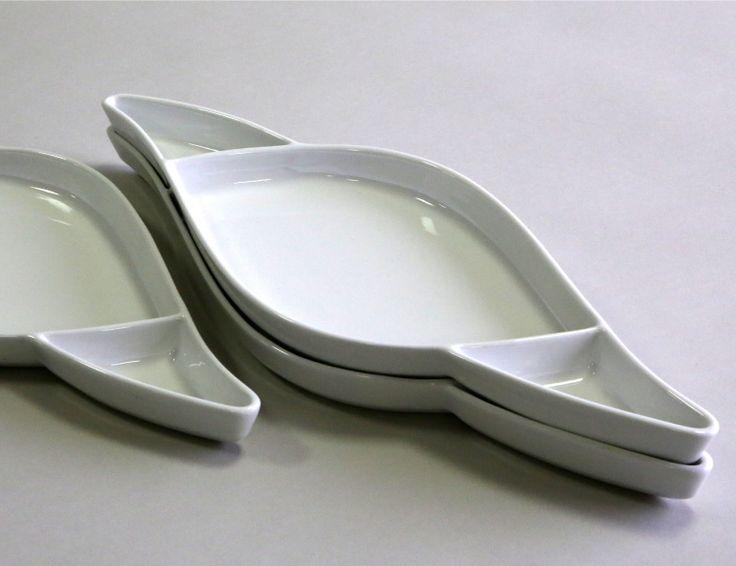 Figgio フィッギオ   Front   カーブデザインが美しい機能的なお皿MONOGOCOTI