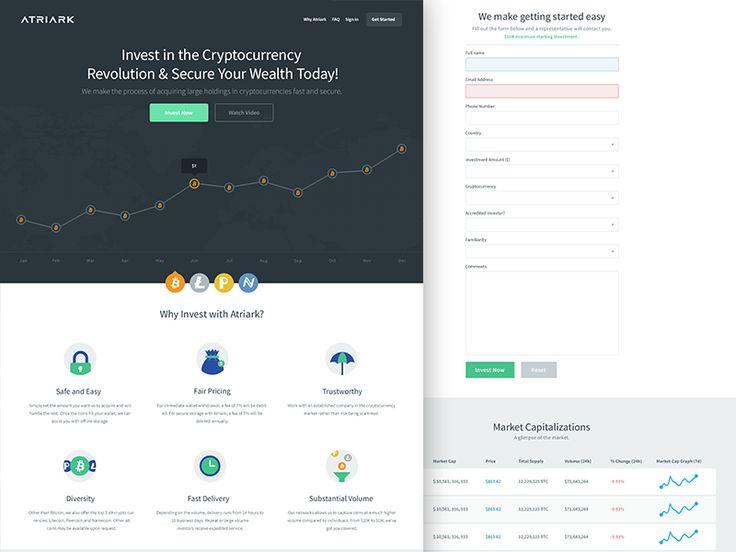 Atriark | Bitcoin investment