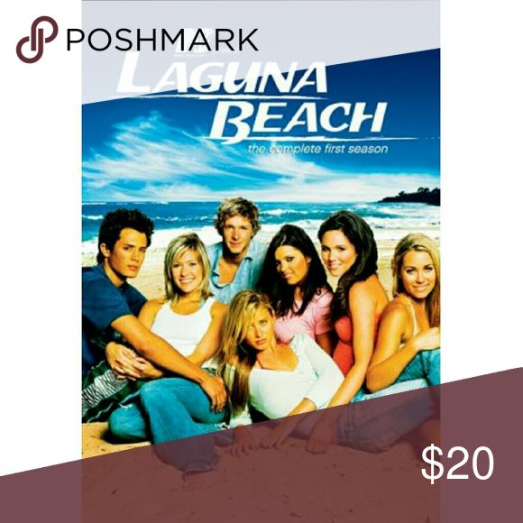 Complete Season 1 of Laguna Beach MTV series Laguna Beach season 1  Pre loved only a small handful of times. No imperfections with the discs I can find. All in great working order. Includes all inserts and pamphlets provided at time of original purchase. Exterior box/holder in like new condition as well.  Tags: Lauren Conrad, Kristin Cavallari Laguna Beach Other