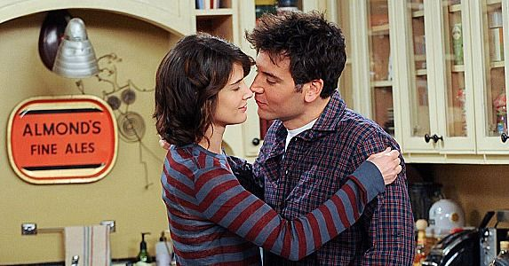 Ted Mosby & Robin Scherbatsky How I Met Your Mother When you've got chemistry, you only need one other thing.