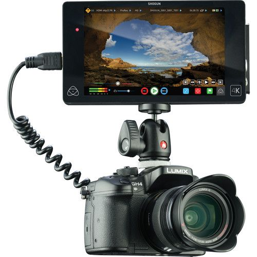 "Atomos Shogun 4K HDMI/12G-SDI Recorder and 7"" ATOMSHG001"
