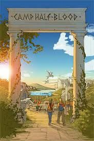 percy jackson and the lightning thief beach cabin - Google Search