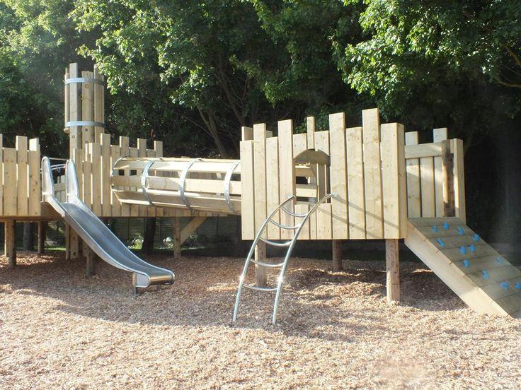 Battersea Zoo Playground