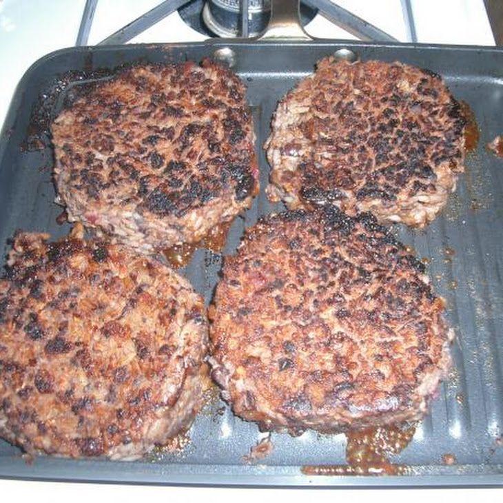 Houston's Restaurant Copycat Veggie Burgers Recipe