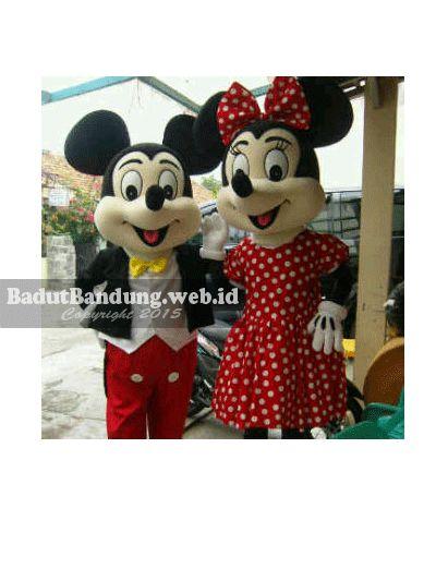 kostum-mickey-badut-mouse-bandung