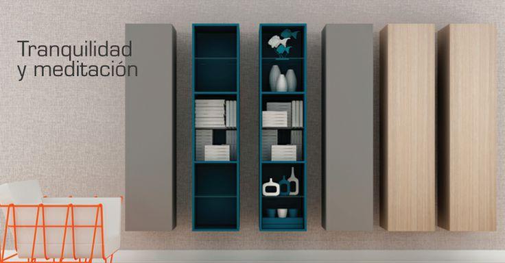 """Tranquilidad y meditación, con """"Eclectic"""" Colección Tablemac 2014. #Espacios #Design #Diseño #Color"""