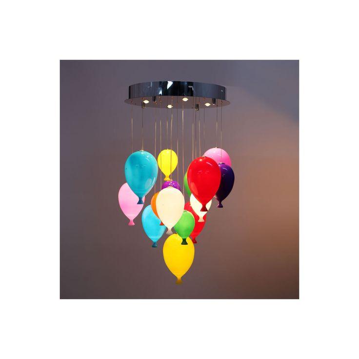 Lumexx Balon Avize 12li Ledli