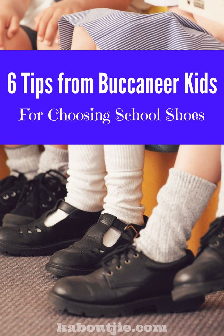 Your child will be wearing school shoes more often than not for many years, which means you need to pay special attention to buying the correct school shoes for your child.   Here are some tips from @Buccaneer Kids for choosing school shoes  #schoolshoes #bestschoolshoes #chooseschoolshoes #buccanneerkids #buccaneershoes #school #backtoschool