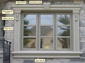 Image result for Stucco Window Moldings