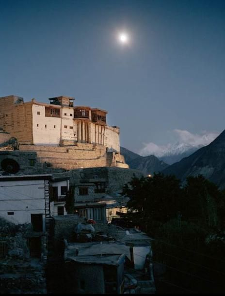 Baltit Fort in Hunza, Pakistan (PK) / © Matthieu Paley