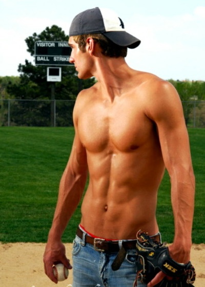I dont know who this is but what do you know, i love baseball...