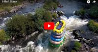 6 Raft Stack Crazy is as crazy does. Whatever floats your boat Covey!...
