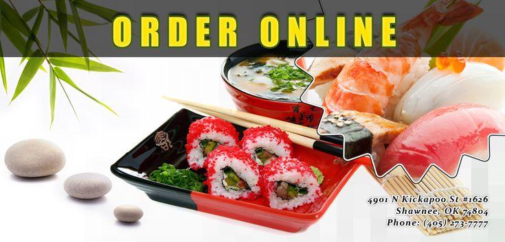 Sakura - Shawnee - OK - 74804 - Menu - Asian, Grill, Japanese, Sushi - Online Food in Shawnee