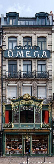 A la cloche d'Or , Paris