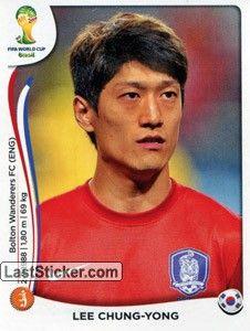 Lee Chung-Yong (Korea Republic)