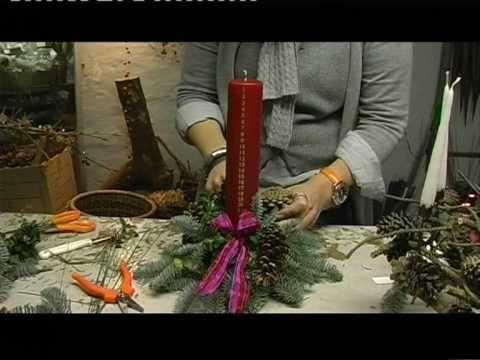 Elisabeth Bønløkke giver her igen råd omkring juledekorationen.