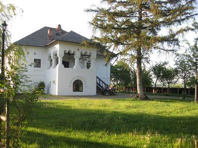 Atelierul de arhitectură: Cula Otetelişanu din Beneşti, jud. Vâlcea