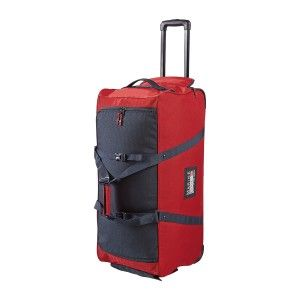Marinepool Classic Wheeled Bag Segel-Trolley Reisetasche 110l rot