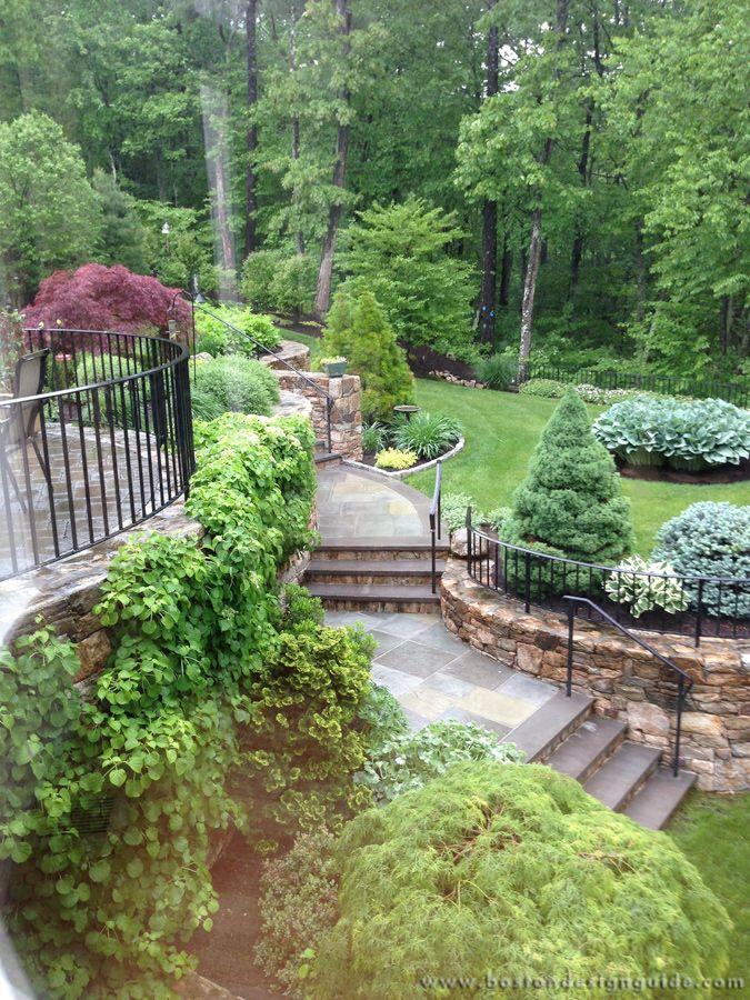 Dana schock and associates luxury landscape architect in for Landscape design associates