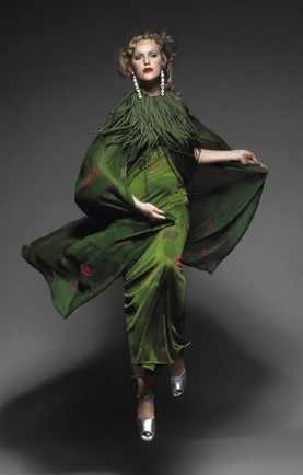 best color green inspiration images green  margrit ramme for vogue italia photo by alfa castaldi