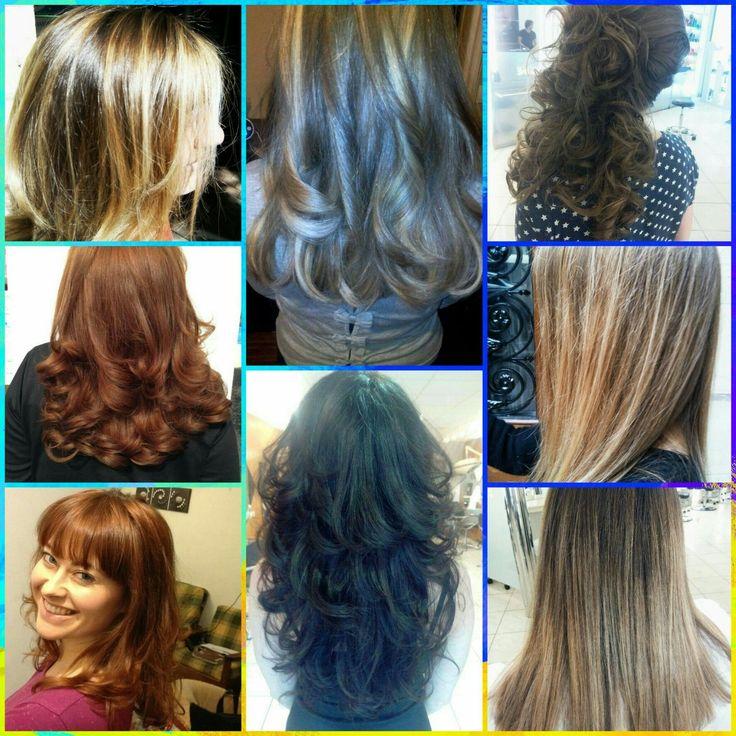 coiffeur cheveux longs brushin boucle coiffeurbordeaux coloriste ombr untempszencoiffure - Coloriste Bordeaux