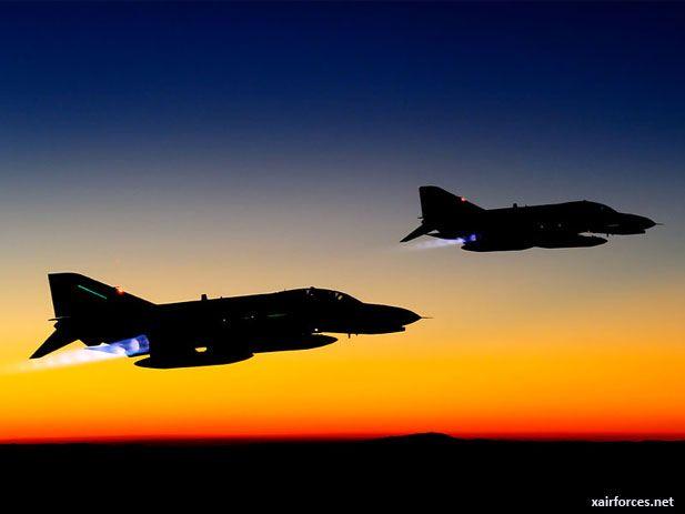 Turkish Air Force RF-4E Phantom