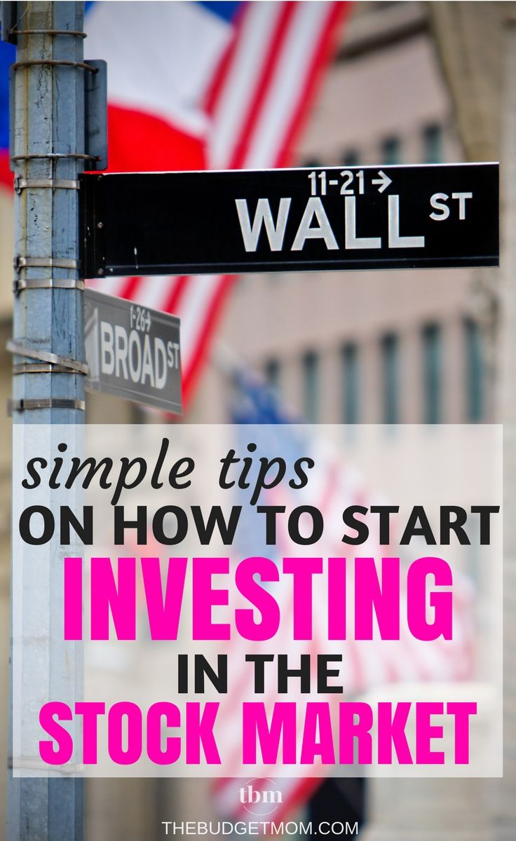 Most people think about investing as part of a retirement strategy. This may be one option for retirement, but investing in the market is also a great option for college savings and other long-term financial goals. Here are some great tips to get you started.....INVESTING | TIPS | FOR BEGINNERS via @thebudgetmom