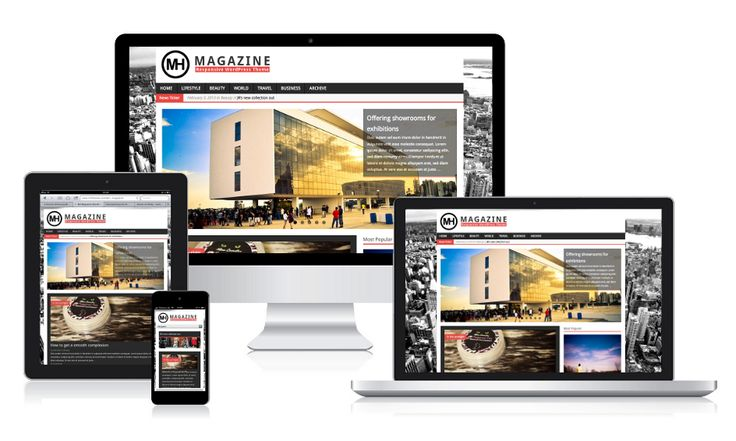 Do you run a WordPress site? Check out MH Magazine Premium Responsive WordPress Theme. You will like it. There is also a free version of the theme which can be downloaded at http://www.mhthemes.com/