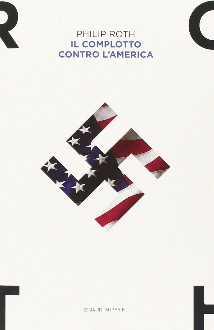 Amazon.it: Il complotto contro l'America - Philip Roth, V. Mantovani - Libri