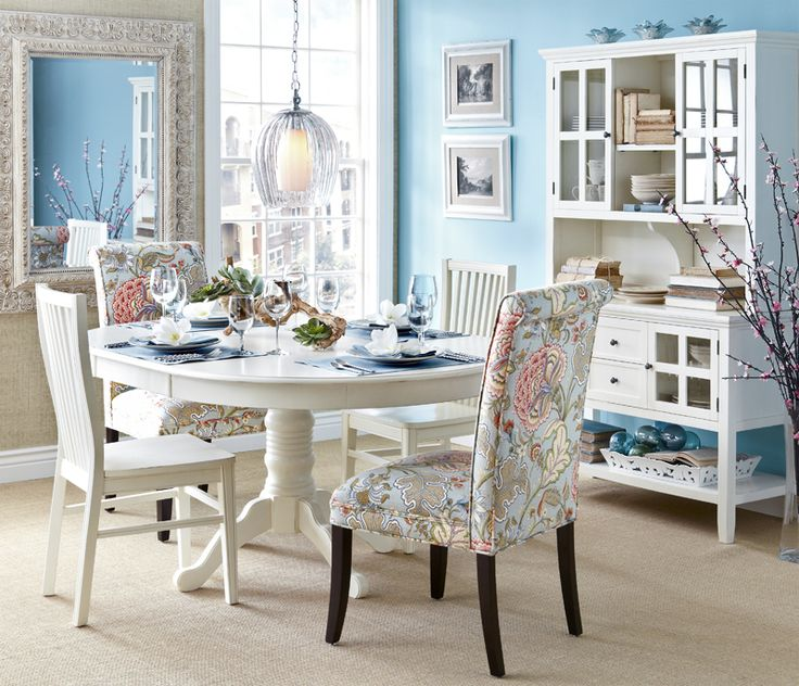 Pair Subtle Hues With The Pier 1 Ronan Dining Collection For Heirloom Style