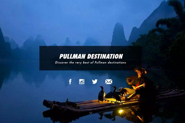 Soak up the #PullmanLife, all over the world:  http://bit.ly/1W6giGj  #Pullman #Travel