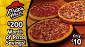 Pizza hut cookie pizza coupons