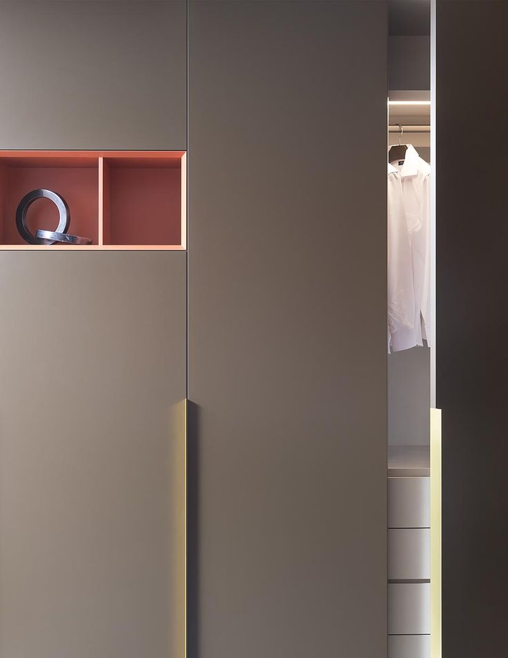 Salone del Mobile 2017 | armadio PLANA  | PLANA wardrobe | PIANCA | www.pianca.com