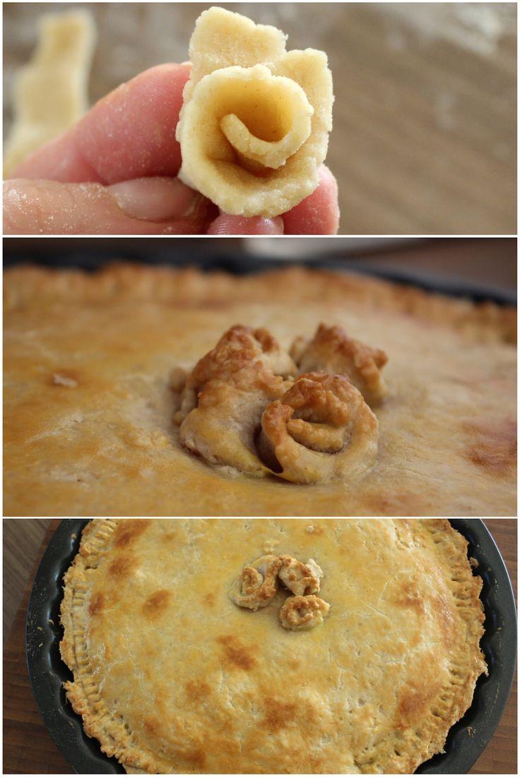 Como fazer empadão em 15 minutos? A massa podre ou Pâte Brisée é composta por farinha de trigo, manteiga, água e sal. É uma massa salgada, bem sequinha, esfarelenta e levemente crocante ao mesmo …