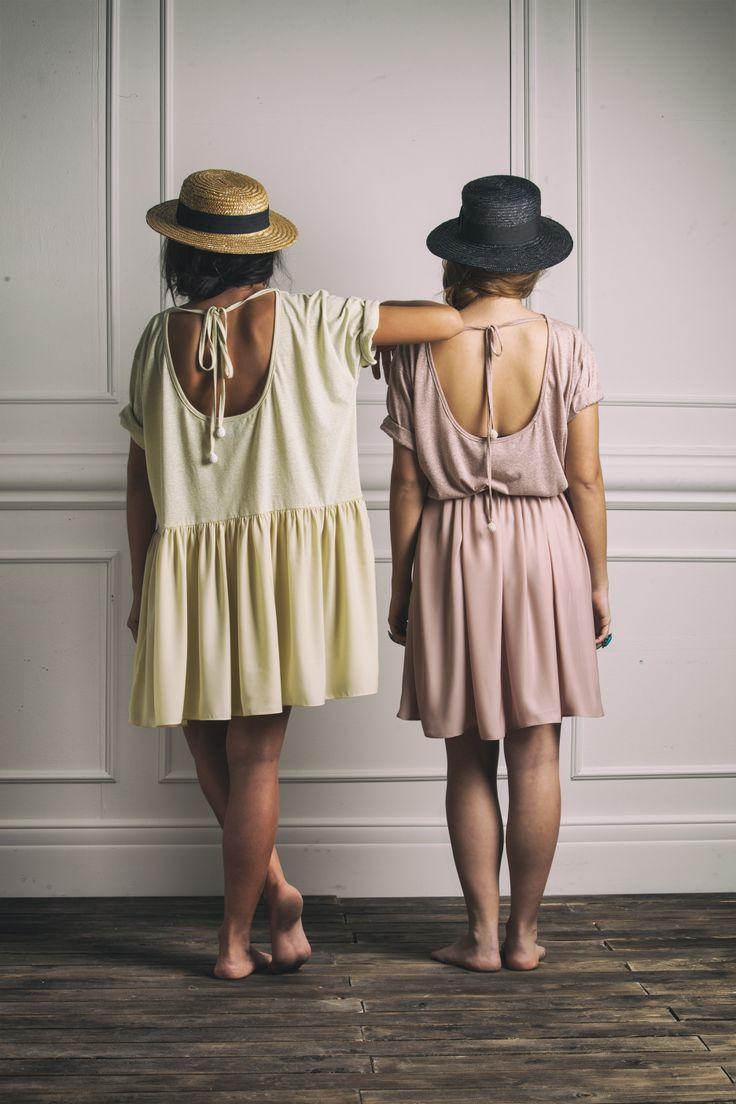 """Maspalomas"" dress available in two lengths #karavanclothing"
