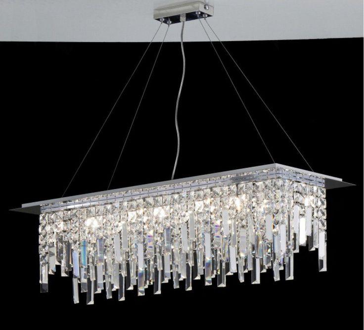 lampadario rettangolare moderno - Cerca con Google