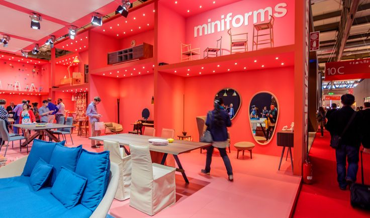 #Miniforms @ Milan Design Week 2014