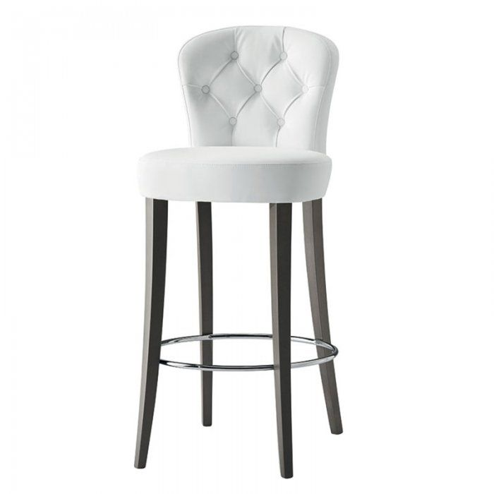 Euforia bar stool - Button back - Bar Stool from Hill Cross Furniture UK
