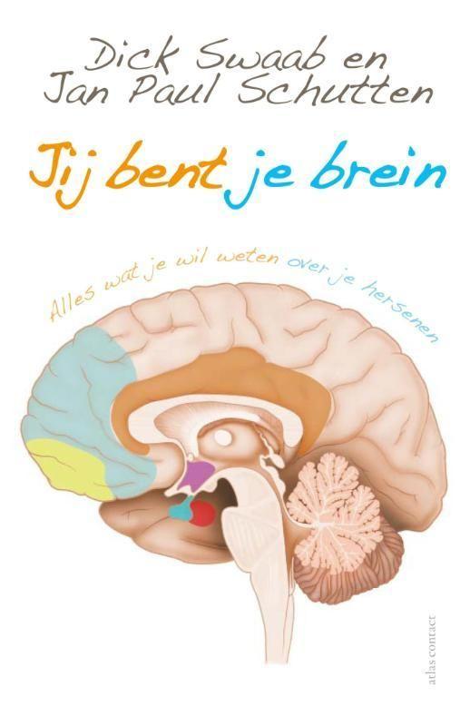 Jij bent je brein - Jan Paul Schutten - Dick Swaab. Speciaal geschreven voor jonge lezers: hoe werkt je geheugen? Waarom wil je wat je wilt?