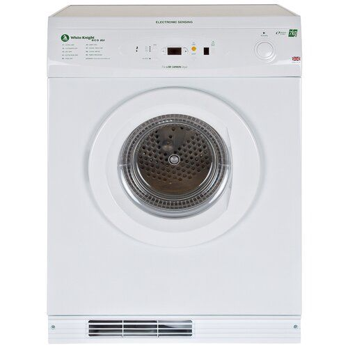 7Kg Digital Sensor Reverse Gas Tumble with Delay Start Symple Stuff   Tumble dryers. Portable washing machine. Dryer