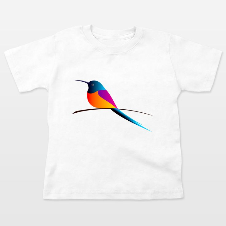 Fun Indie Art from BoomBoomPrints.com! https://www.boomboomprints.com/Product/steelgraphics/Hummingbird/Toddler_T-Shirts/2T_White/