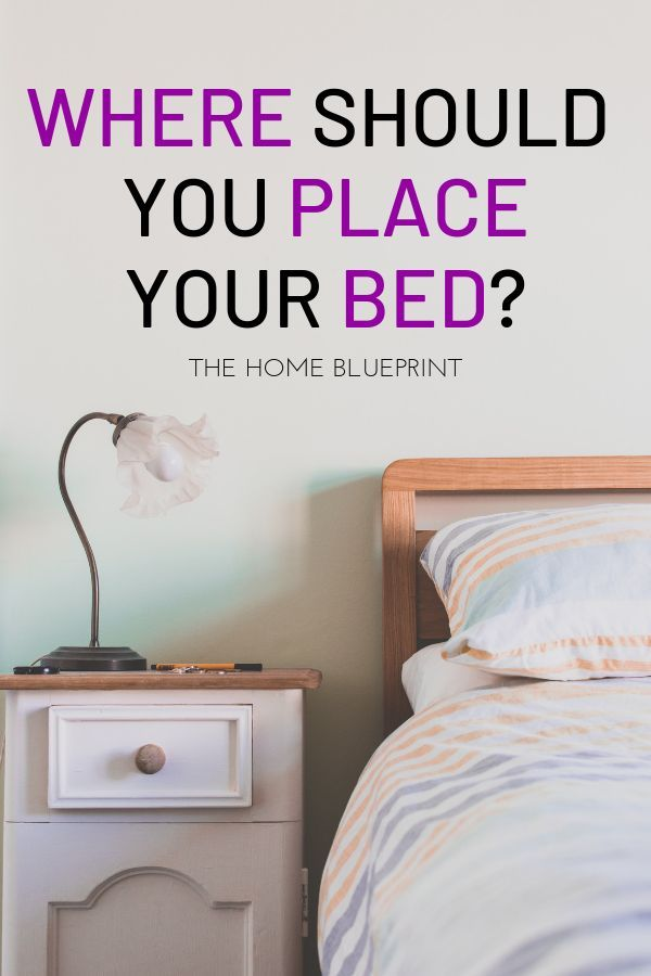 Where Should I Place My Bed Small Room Arrangement Bedroom Arrangement Arranging Bedroom Furniture