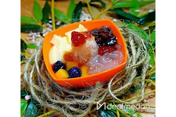 Choose 2 Freshly Made Dessert At T-Taste Komplek Multatuli Medan