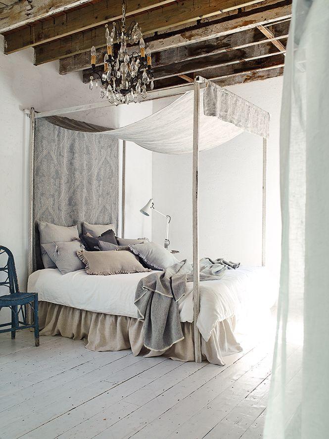 In lauen Sommernächten träumt man doch von einem solchen Bett.  Fotocredits: ROMO